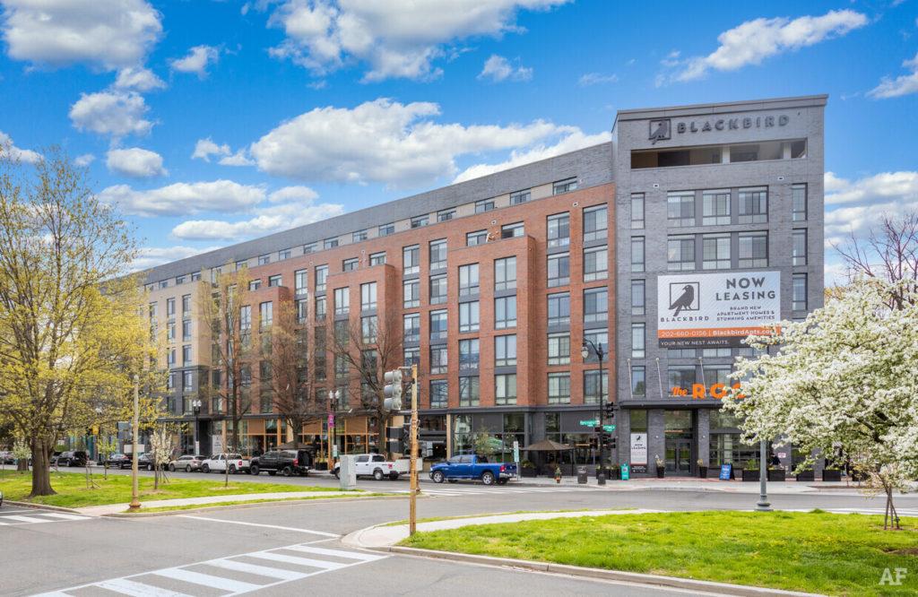 Blackbird Apartments on Pennsylvania Ave